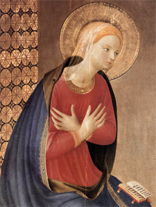 Mary Mother of God, Magnificat