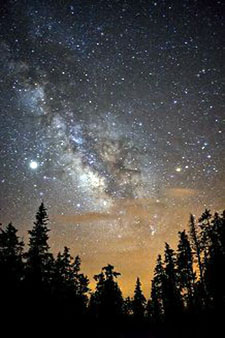 Milky Way from MGIO* by Dave Harvey