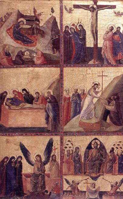 Life of Christ, Apostles Creed