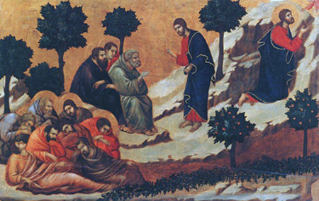 "Gethsemane. ""The spirit is willing, but the flesh is weak."""
