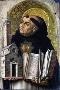 St. Thomas Aquinas, Saint Thomas Aquinas, Thomas Aquinas